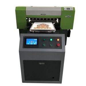 2018 új termék 8 színes tintasugaras a1 6090 uv lapos nyomtató