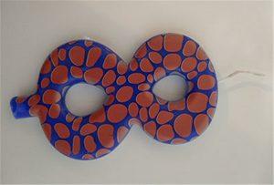 1. gyertyamintát A2 méretű UV nyomtatóból