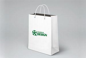 Papír-Bag-nyomda minta nyomtatott-by-A1-size-uv-printer-WER-EP6090UV