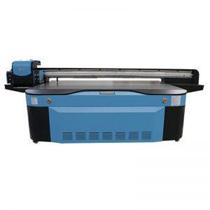 UV síkágyas / UV síkképernyős digitális nyomtató / UV síkágyas plotter WER-G2513UV