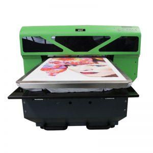 A2 méretű DTG közvetlenül a WER-D4880T ruházati nyomtató pólónyomtatóhoz