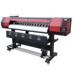 olcsó 3.2m / 10feet digitális vinil nyomtató, 1440 dpi eco oldószeres tintasugaras nyomtató-WER-ES1602 nyomtató