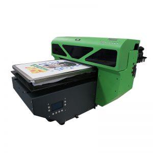 olcsó digitális tintasugaras eco oldószeres pólónyomtató a WER-D4880T reklámozáshoz