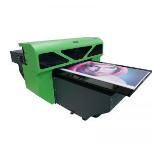 olcsó UV tintasugaras síkágyas, A2 420 * 900mm, WER-D4880UV, mobiltelefon-tokos nyomtató
