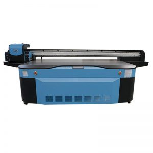 teljes színű CMYK LCLM fehér lakk UV lapos nyomtató 3D WER-G2513UV