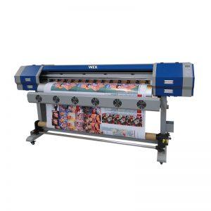 digitális textilnyomtató e jet v22 v25 szublimációs gép dx5 vagy E5113 nyomtatófejjel WER-EW160
