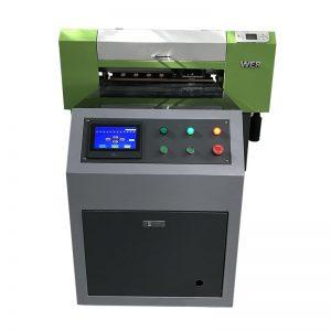 közvetlenül a ruházati textilszövetekhez szövetnyomó gép W-ED6090T póló UV nyomtató
