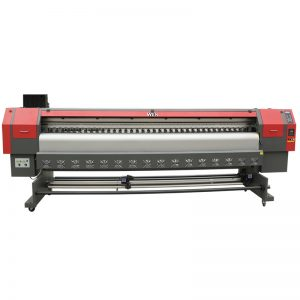 eco oldószeres nyomtató dx7 fej 3,2 m digitális flex banner nyomtató, Vinyl nyomtató WER-ES3202