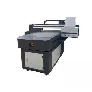 nagy hatékonyságú A1 méretű UV M1 nyomtató porcelánból WER-ED6090UV