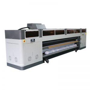 nagy felbontású nagysebességű digitális tintasugaras nyomtatógép ricoh gen5 nyomtatófejjel UV plotterrel WER-G-3200UV