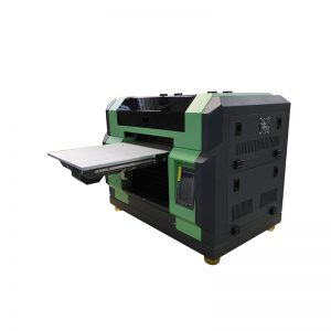 népszerű A3 329 * 600mm, WER-E2000 UV, lapos tintasugaras nyomtató, intelligens kártya nyomtató