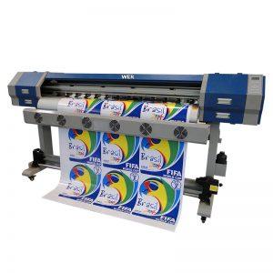 szublimációs transzfer papír nyomtató T-shirt sportruházat nyomtató WER-EW160